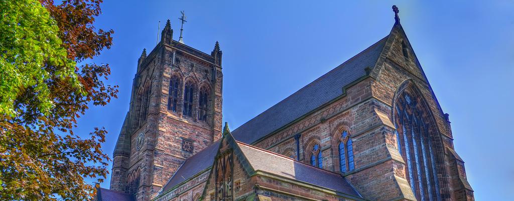 St. Matthew & St. James C Of E Church | Rose Lane, Liverpool L18 8DB | +44 151 724 6391