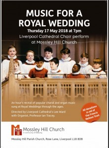 Music for Royal Weddings @ Mossley Hill Parish Church