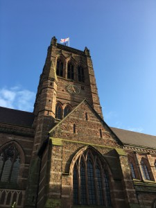 Church Heritage Open Day @ Mossley Hill Parish Church