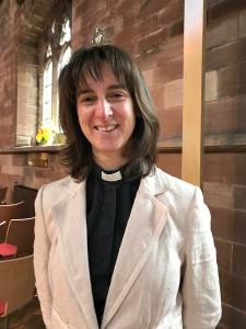 Team Vicar Rev'd Nicola Milford