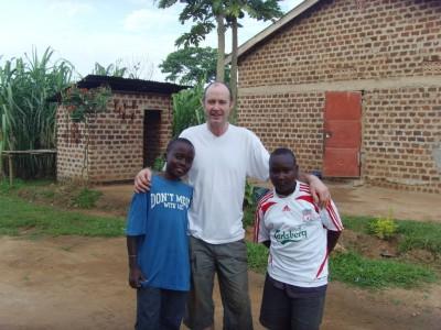 graham uganda