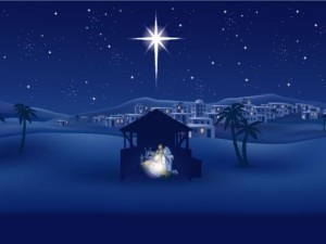 Midnight Communion service Christmas Eve @11.15 pm @ Mossley Hill Parish Church