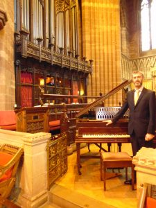 Autumn Organ and Piano recital @ Mossley Hill Parish Church